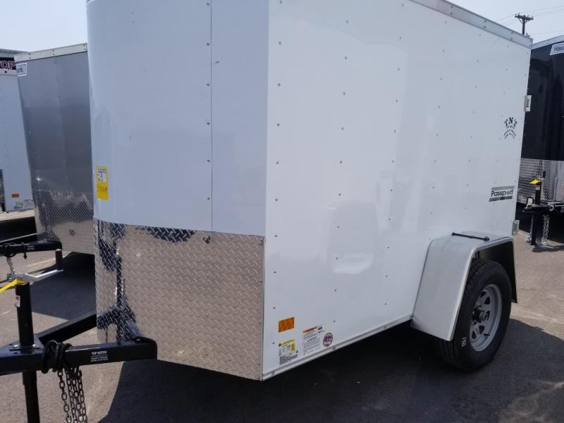2017 Haulmark PPT5X8DS2 Enclosed Cargo Trailer******HAVE EVERY SIZE YOU MAY NEED IN STOCK******