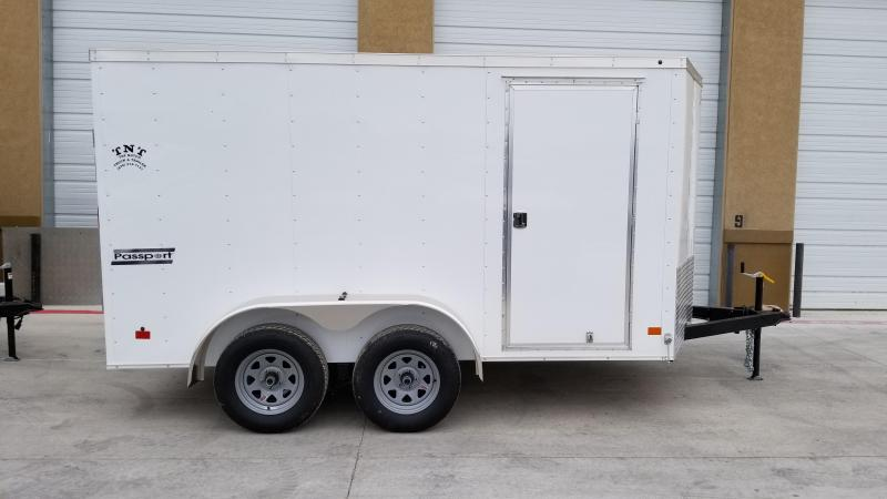 2018 Haulmark PPT7X12DT2 Cargo/ Enclosed Trailer   ******HAVE EVERY SIZE YOU MAY NEED IN STOCK******