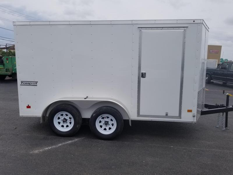 2017 Haulmark PPT7X12DT2 Enclosed Cargo Trailer ******HAVE EVERY SIZE YOU MAY NEED IN STOCK******
