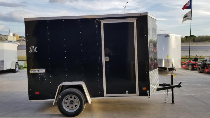 2018 Haulmark PPT6X10DS2 Cargo/ Enclosed Trailer  ******HAVE EVERY SIZE YOU MAY NEED IN STOCK******
