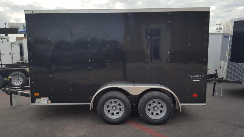 2017 Haulmark TH7X12DT2 CARGO ENCLOSED TRAILER ******HAVE EVERY SIZE YOU MAY NEED IN STOCK******