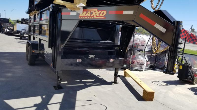 """2018 Maxxd Trailers 16'X83"""" Dump Trailer  ******HAVE EVERY SIZE YOU MAY NEED IN STOCK******"""