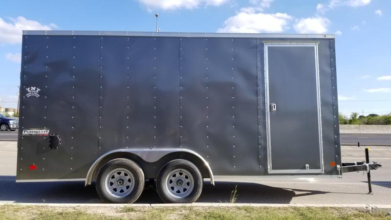 2018 Haulmark PPT7X16DT2 Enclosed Cargo Trailer  ******HAVE EVERY SIZE YOU MAY NEED IN STOCK******