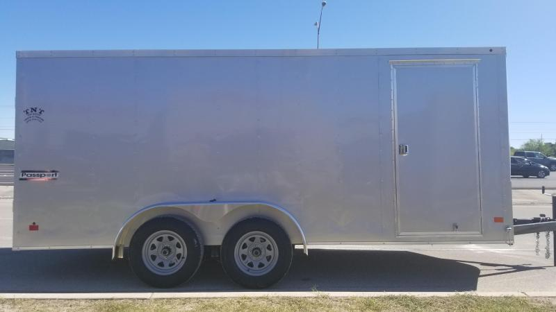 2018 Haulmark PPT7X16DT2 Cargo/Enclosed Trailer    ******HAVE EVERY SIZE YOU MAY NEED IN STOCK******