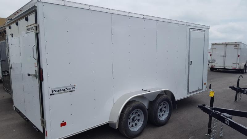 2017 Haulmark PPT7X16DT2 CARGO/ENCLOSED TRAILER ******HAVE EVERY SIZE YOU MAY NEED IN STOCK******