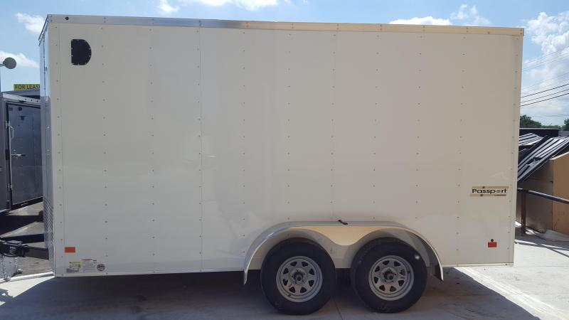 2017 Haulmark PPT7X14DT2 Cargo/Enclosed Trailer  ******HAVE EVERY SIZE YOU MAY NEED IN STOCK******