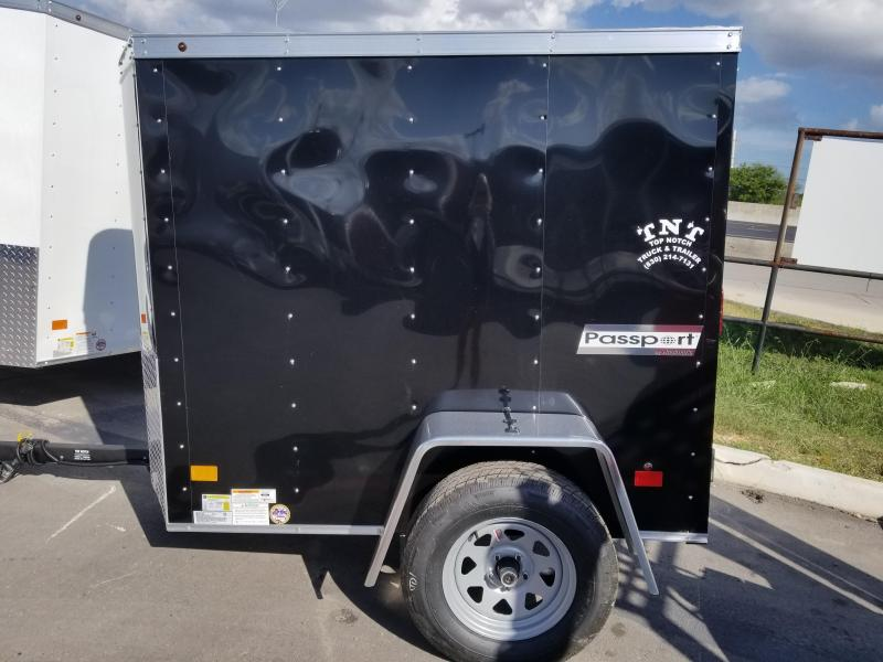 2017 Haulmark PPT4X6DS2 Cargo/Enclosed Trailer ******HAVE EVERY SIZE YOU MAY NEED IN STOCK******
