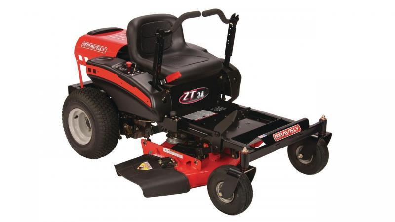 2016 Gravely ZT X 42 Equipment/ Zero Turn Mower