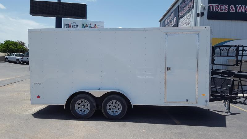 2017 Haulmark TH7X16DT2 CARGO ENCLOSED ******HAVE EVERY SIZE YOU MAY NEED IN STOCK******