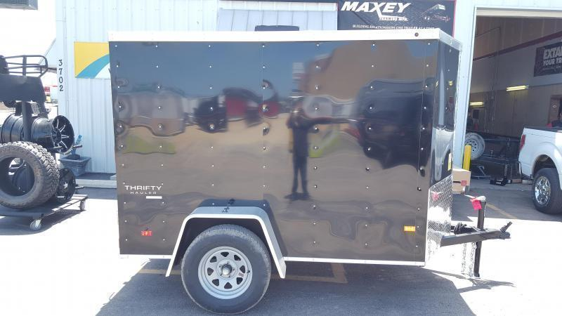 2017 Haulmark TH5X8DS2 Enclosed Cargo Trailer ******HAVE EVERY SIZE YOU MAY NEED IN STOCK******