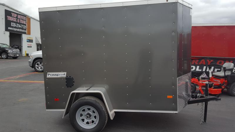 2017 Haulmark PPT5X8DS2 Enclosed Cargo Trailer  ******HAVE EVERY SIZE YOU MAY NEED IN STOCK******
