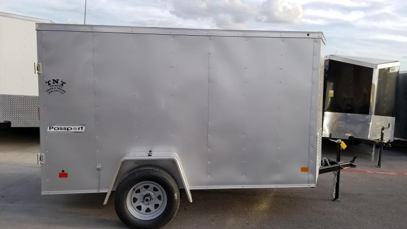 2018 Haulmark PPT5X10DS2 Cargo/ Enclosed Trailer    ******HAVE EVERY SIZE YOU MAY NEED IN STOCK******