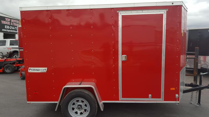2017 Haulmark PPT6X10DS2 Enclosed Cargo Trailer  ******HAVE EVERY SIZE YOU MAY NEED IN STOCK******