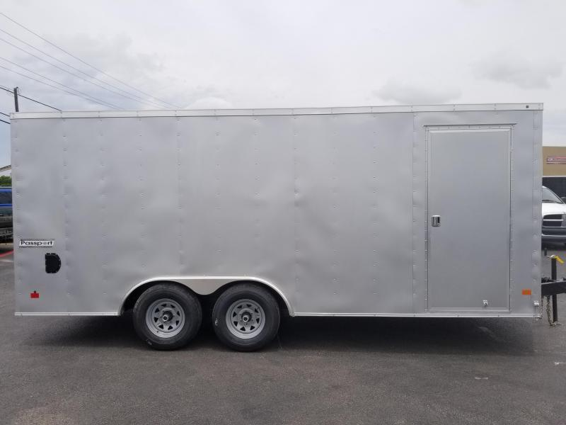 2017 Haulmark PPT85X18WT3 Enclosed Cargo Trailer   ******HAVE EVERY SIZE YOU MAY NEED IN STOCK******