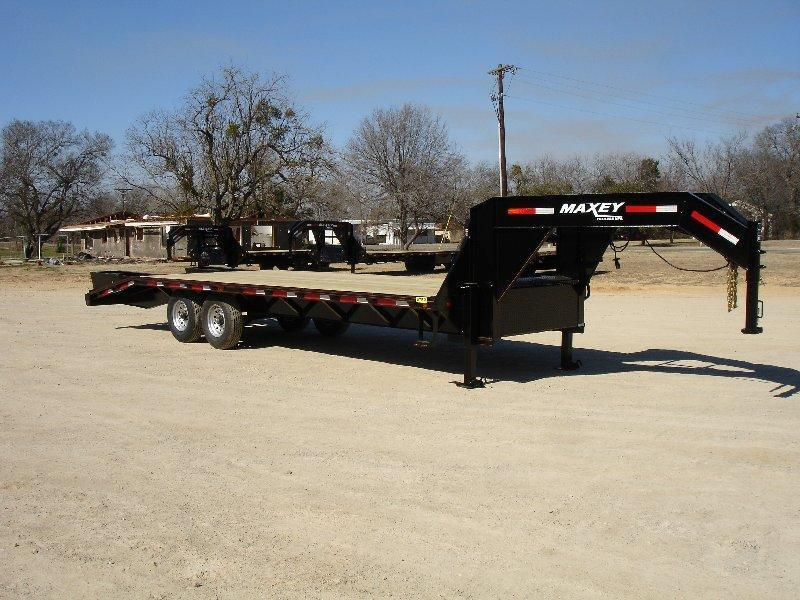 2016 Maxey 26x102 maxey gn flatbed w singles