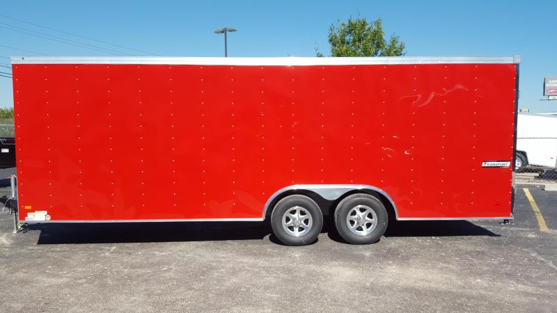 2016 Haulmark TSTV85X22WT3 Car / Racing Trailer ******HAVE EVERY SIZE YOU MAY NEED IN STOCK******