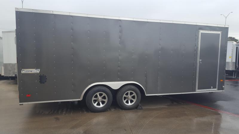 2017 Haulmark PPT85X20WT3 Enclosed Cargo Trailer******HAVE EVERY SIZE YOU MAY NEED IN STOCK******