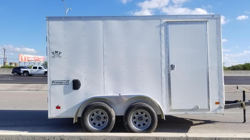 2018 Haulmark PPT7X12DT2 Cargo/Enclosed Trailer  ******HAVE EVERY SIZE YOU MAY NEED IN STOCK******