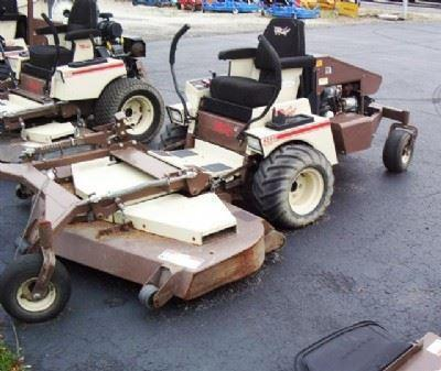 2000 Grasshopper 928 Mower 72