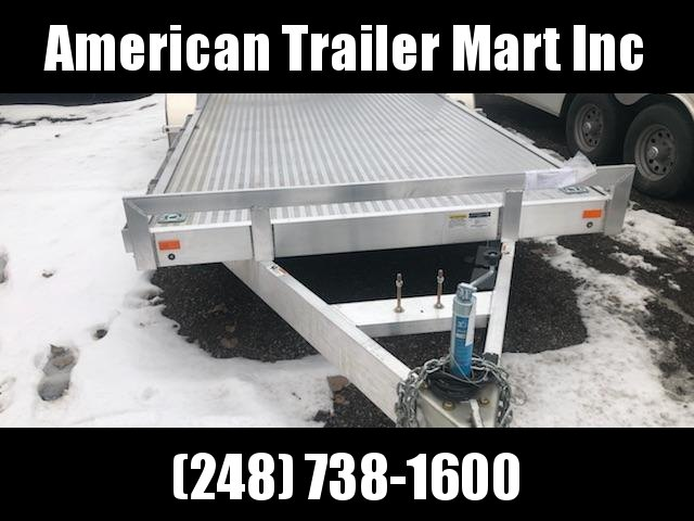 "83"" X 20 Open Car Hauler/Flatbed/Tilt Trailer"