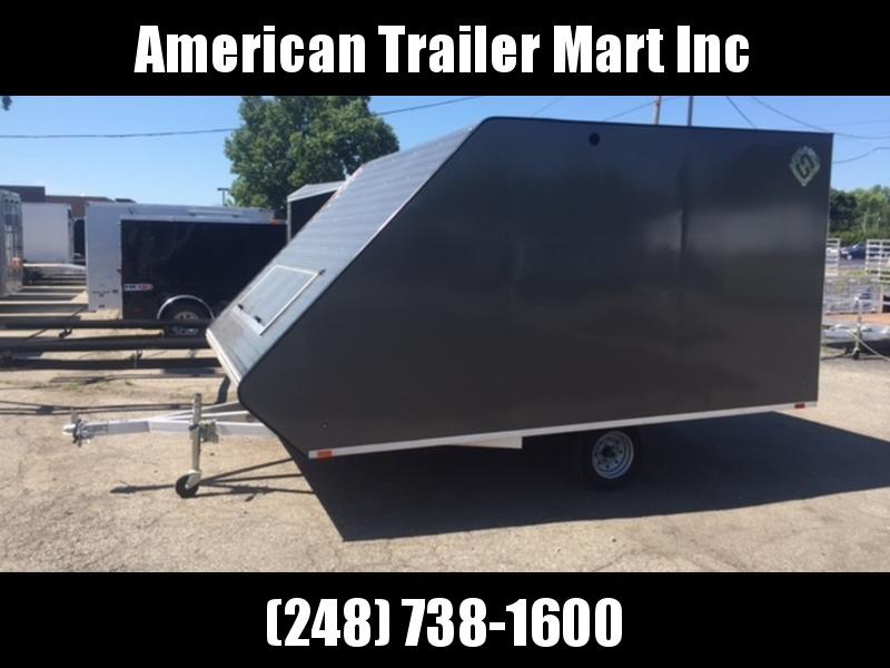 8.5 X 12 Snowmobile Trailer