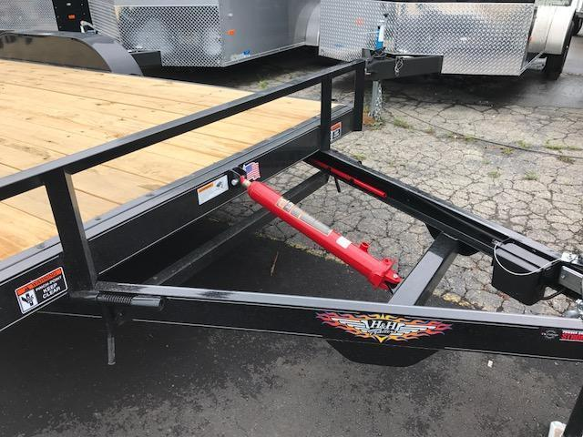 "82"" X 20 Flatbed / Tilt Trailer / Car Hauler Trailer"