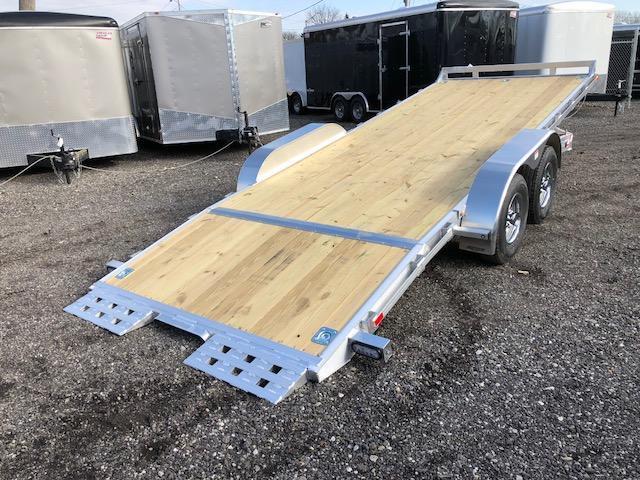 "82"" X 20 Flatbed /Tilt/ Open Car Hauler"