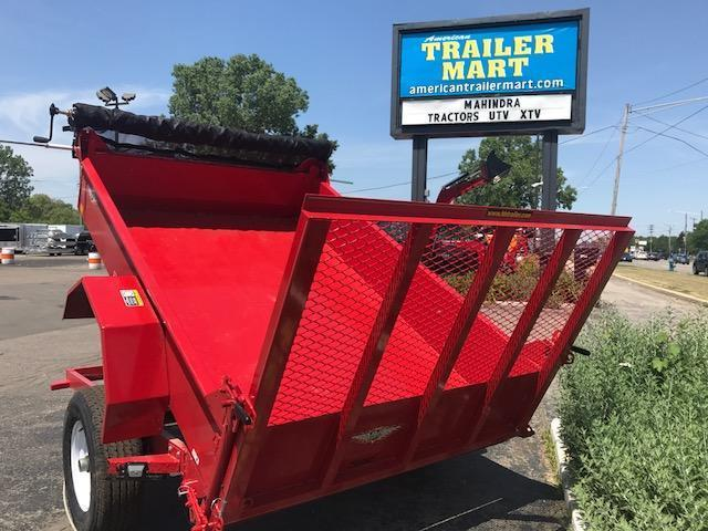 5.5 X 8 Dump Trailer