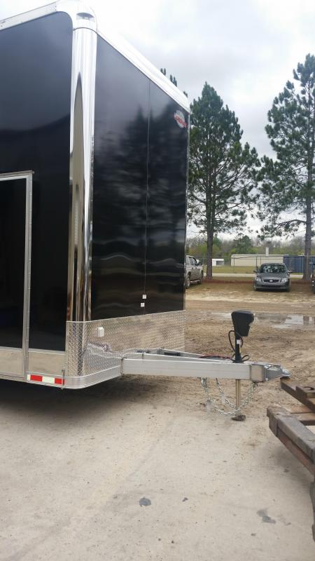 2017 Cargo Mate 20' Stacker Aluminum Car / Racing Trailer