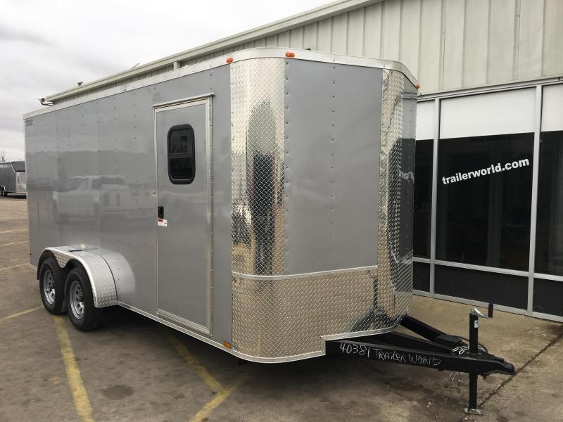 Enclosed Cargo Trailers | Trailer World of Bowling Green ...
