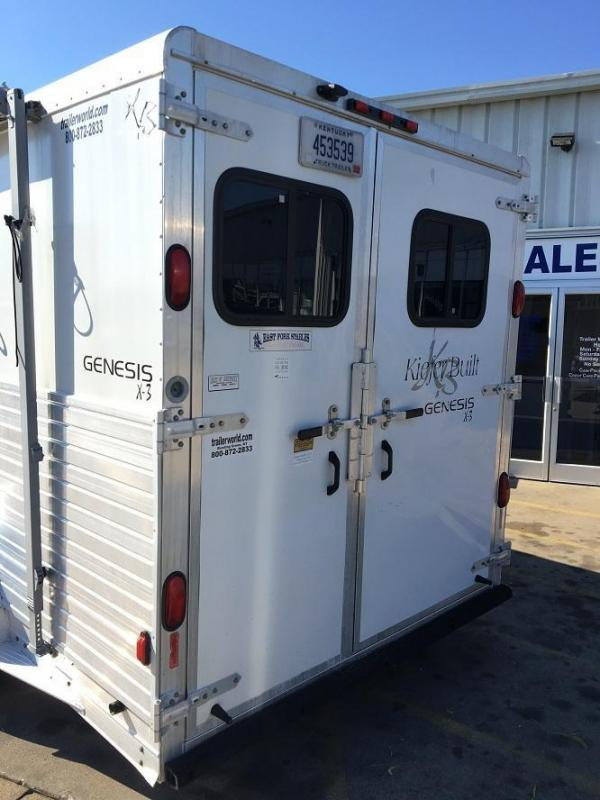 Horse Trailers | Trailer World of Bowling Green, Ky | New and Used ...