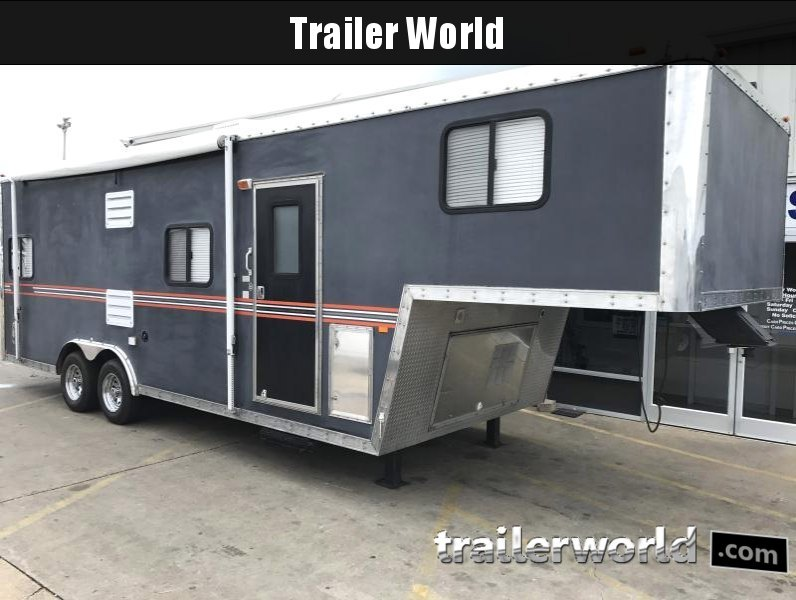 2005 Forest River WPF28RK 28' Toy Hauler