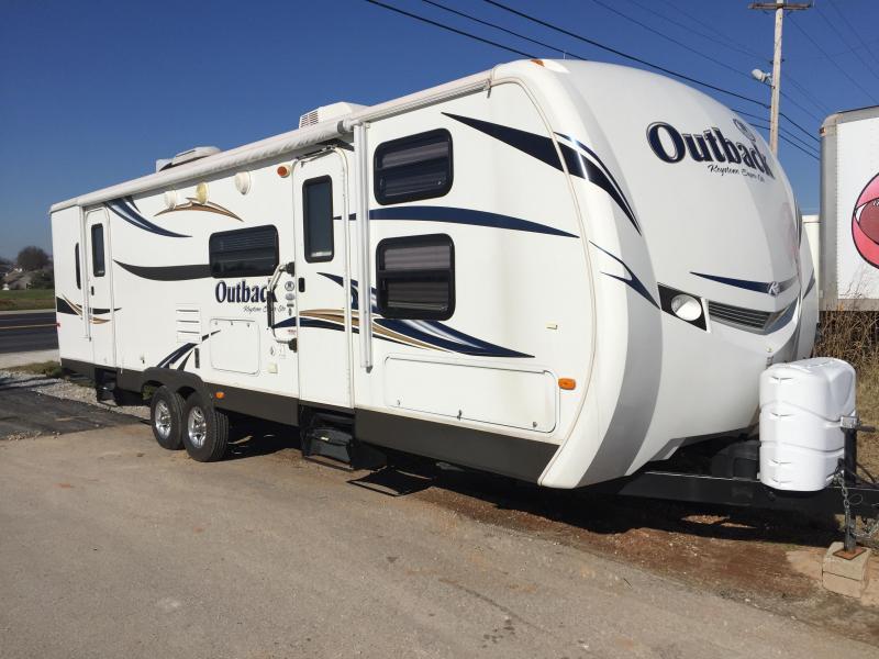 2012 Keystone RV Outback 301qb Camping / RV Trailer