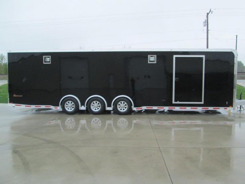 Enclosed Cargo Trailers Trailer World Of Bowling Green