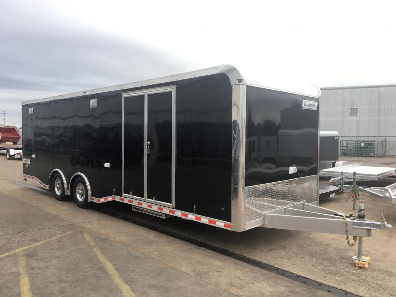 2017 Haulmark ALX 28' Aluminum Car / Racing Trailer