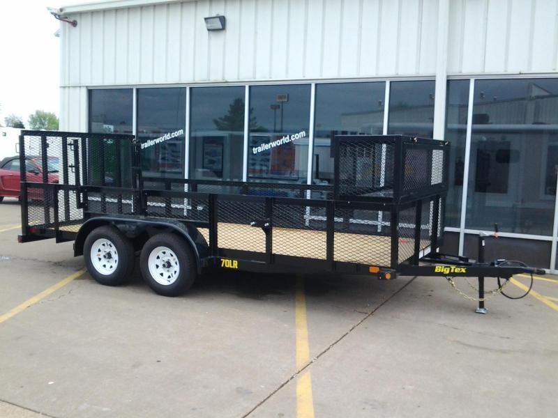 new big tex trailers for sale in ky On garden maintenance trailer