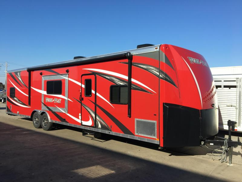2016 Work and Play 34WRS Toy Hauler