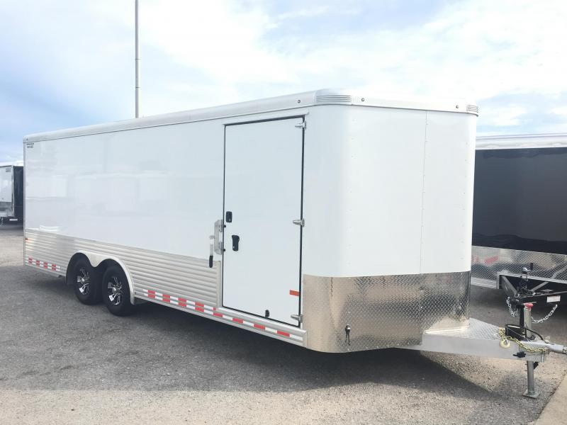 Enclosed Car Trailers | Trailer World of Bowling Green, Ky | New ...
