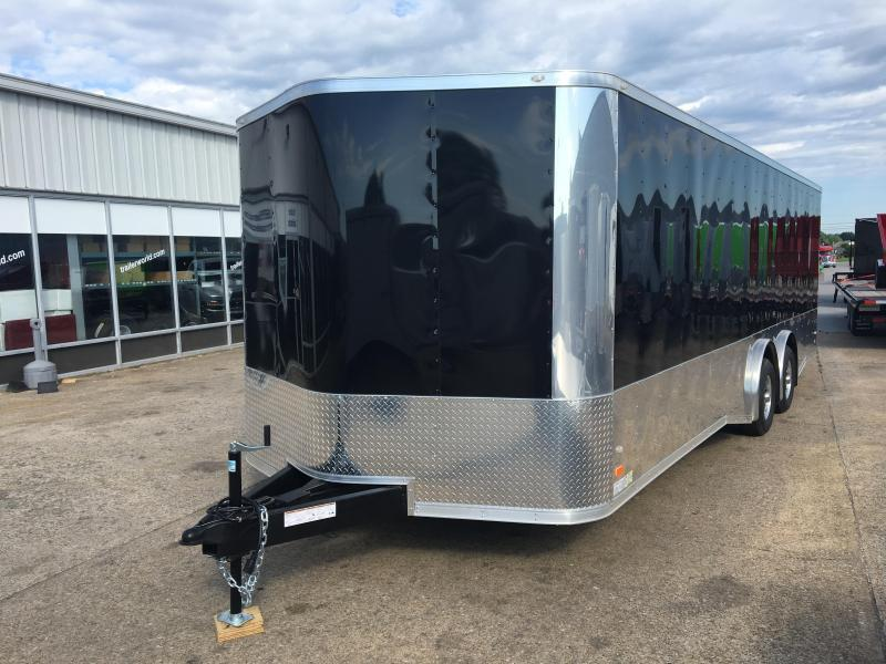 2018 CW 24' Spread Axle Car Trailer 10k GVWR