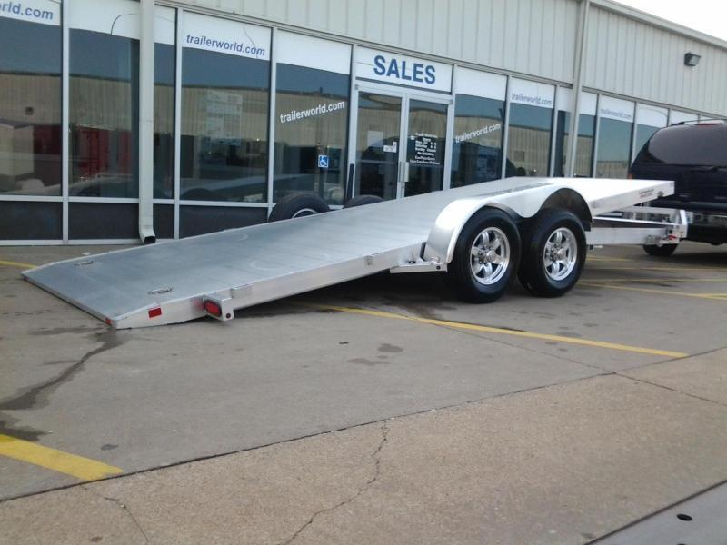 Open Flatbed Car Haulers Trailer World Of Bowling Green Ky
