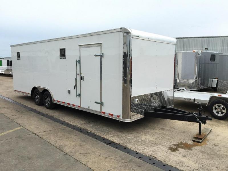 2017 Continental Cargo 24' Race Car Trailer