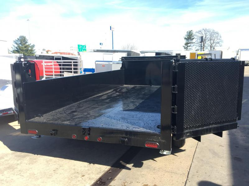 Enclosed cargo trailers trailer world of bowling green autos post for Craigslist fort wayne farm and garden
