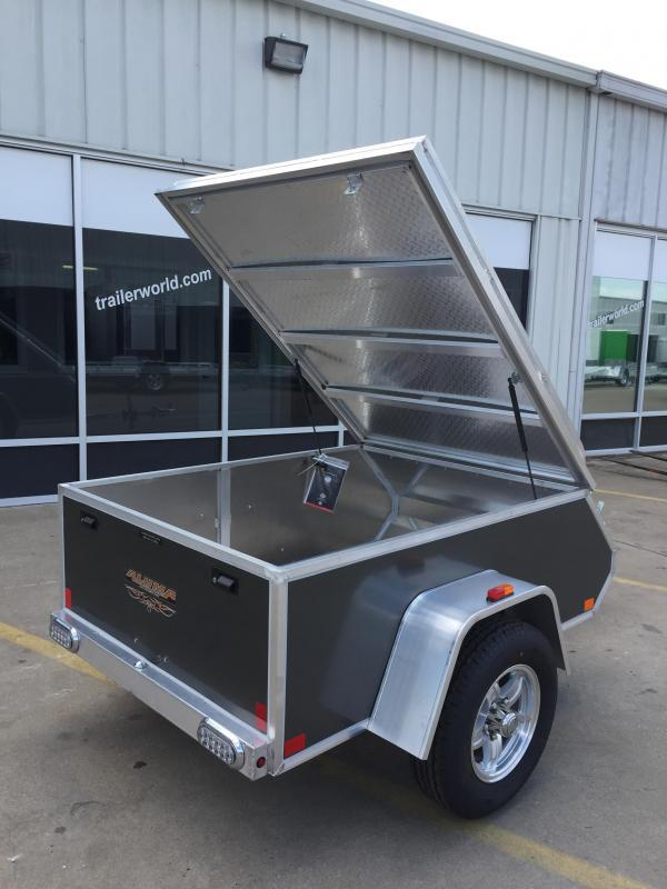 Used Enclosed Car Trailer For Sale In Pa