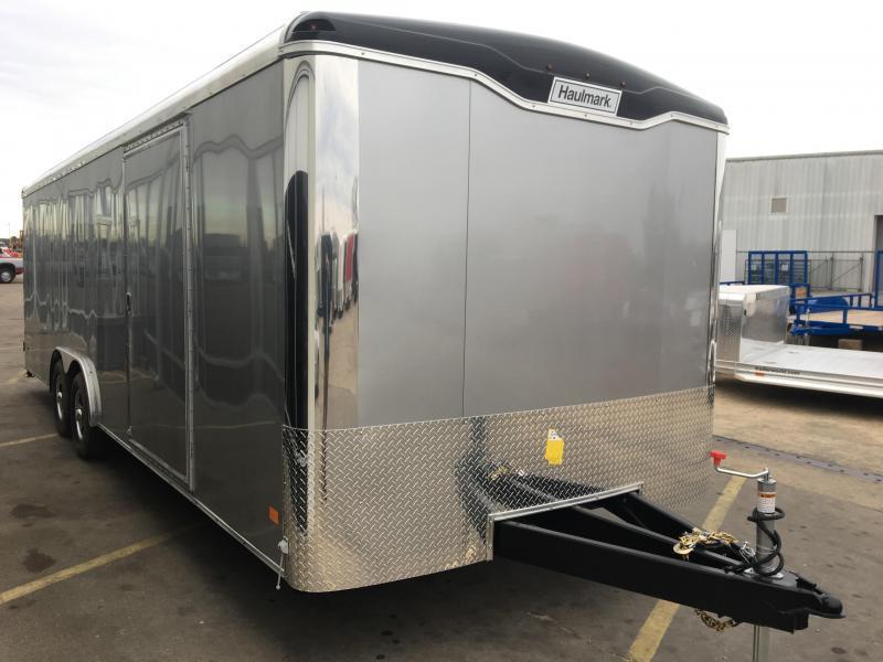 2017 Haulmark Transport 24' Enclosed Car Trailer 10k GVWR