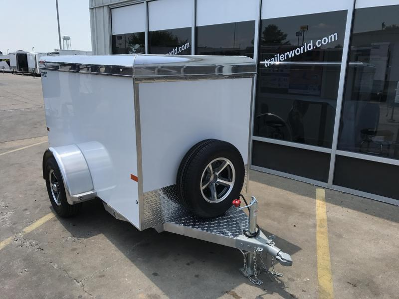 Enclosed Cargo Trailers Trailer World of Bowling Green Ky New