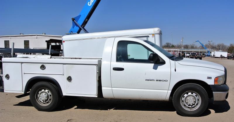 2004 Dodge 2500 Service Truck