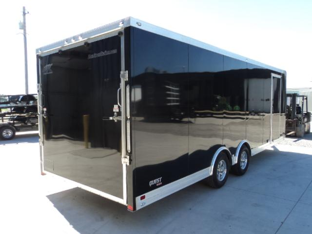 2018 ATC All Aluminum 8.5X24 Carhauler Xtra Hi....Stock #AT-8858