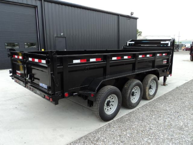 2017 Load Trail GD 83x16 Triple Axle Gooseneck Dump Trailer....Stock#LT-40910