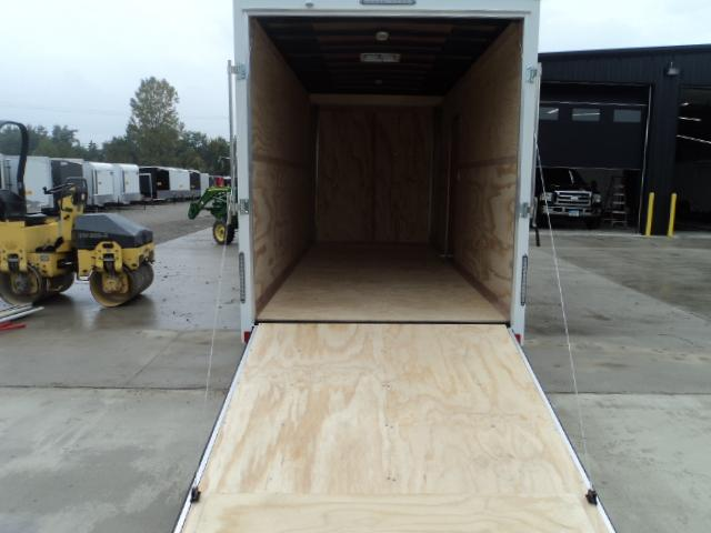 2018 United Trailer UXT 7x16 Extra Height Enclosed Cargo Trailer....Stock# UN-157881
