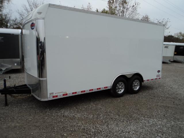 2018 United Trailer UXT 8.5x18 Extra Height Enclosed Trailer....Stock#UN-159136